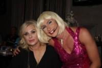 Tina Cipollari, Drag Queen - 19-10-2014 - Tina Cipollari è la madrina della notte romana al COCKtail