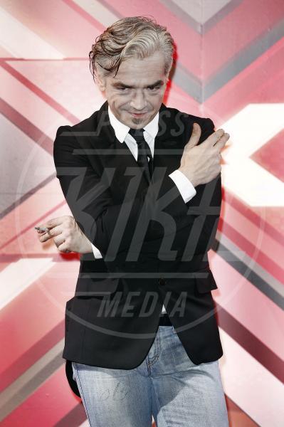 Morgan - Milano - 21-10-2014 - X Factor 8, al via il live. Ecco i giudici…