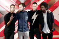 Leiner Riflessi, Marco Cappai, Lorenzo Fragola, Fedez - Milano - 21-10-2014 - … ed ecco i concorrenti di X Factor 8