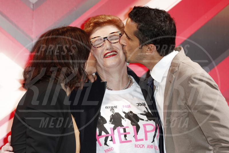 Davide Camicioli, Daniela Collu, Mara Maionchi - Milano - 21-10-2014 - X Factor 8, al via il live. Ecco i giudici…