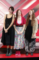 Ilaria Rastrelli, Vivian Grillo, Camilla Andrea Magli - Milano - 21-10-2014 - … ed ecco i concorrenti di X Factor 8