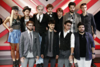 Spritz for five, The Wise, Komminuet, Morgan - Milano - 21-10-2014 - … ed ecco i concorrenti di X Factor 8