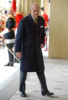 Principe Filippo Duca di Edimburgo - Londra - 21-10-2014 - Kate stoica al fianco del Principe William