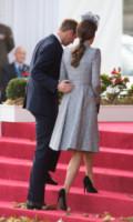 Principe William, Kate Middleton - Londra - 21-10-2014 - Kate stoica al fianco del Principe William