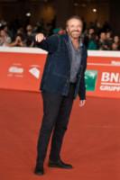 Christian De Sica - Roma - 20-10-2014 - Festival di Roma: Lodovini, provate a guardarmi negli occhi!