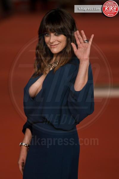 Valentina Lodovini - Roma - 20-10-2014 - La Juve in finale di Champions: l'esercito delle sexy tifose vip