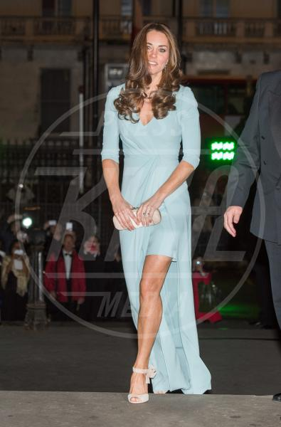 Kate Middleton - Londra - 21-10-2014 - Il pancione è sempre più sexy sul red carpet!