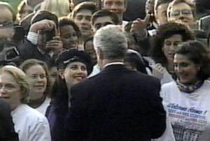 Monica Lewinsky, Bill Clinton - Washington - 06-05-2014 - Le star che non sapevate avvessero perdonato i tradimenti