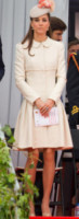 François Hollande, Mathilde  del Belgio, Kate Middleton - Liege - 04-08-2014 - Kate Middleton, la principessa che non fa una piega…