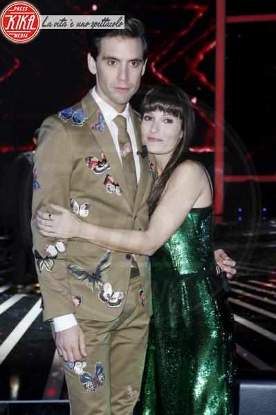 Mika, Victoria Cabello - Milano - 23-10-2014 - Mika rimpiazza la Ventura con le farfalle