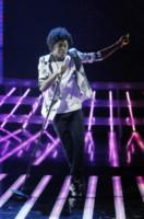 Leiner - Milano - 23-10-2014 - Mika rimpiazza la Ventura con le farfalle