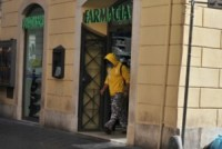 Nikoleta Ellen, Joe Maska - Roma - 20-10-2014 - Joe Maska alias Silvio Simac, voglia di intimità con la compagna