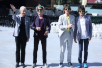 The Rolling Stones, Charlie Watts, Keith Richards, Ronnie Wood, Mick Jagger - Adelaide - 23-10-2014 - Ronnie Wood e la lotta contro il cancro: