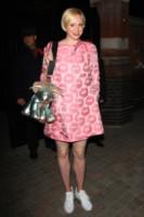 Gwendoline Christie - Londra - 30-04-2014 - Inverno grigio? Rendilo romantico vestendoti di rosa!