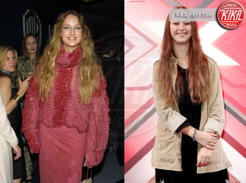 Ilaria Rastrelli, Leelee Sobieski - 24-10-2014 - Separati alla nascita: le star e i loro cloni