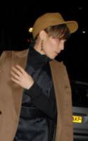 Lily Cole - Londra - 24-10-2014 - Le celebrity giocano a nascondino con i paparazzi