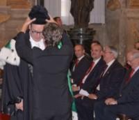 Principe Alberto di Monaco - 24-10-2014 - Il principe Alberto II riceve a Genova una laurea honoris causa
