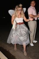 Hilary Duff - Los Angeles - 24-10-2014 - Elisabetta Canalis per Halloween si veste da sexy Dorothy di Oz
