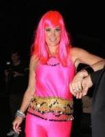 Molly Sims - Los Angeles - 24-10-2014 - Elisabetta Canalis per Halloween si veste da sexy Dorothy di Oz