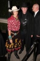 Jane Hajduk, Tim Allen - Los Angeles - 24-10-2014 - Elisabetta Canalis per Halloween si veste da sexy Dorothy di Oz