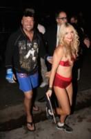 Randy Couture - Los Angeles - 24-10-2014 - Elisabetta Canalis per Halloween si veste da sexy Dorothy di Oz