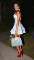 Elisabetta Canalis - Los Angeles - 24-10-2014 - Elisabetta Canalis per Halloween si veste da sexy Dorothy di Oz