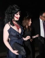 Michelle Trachtenberg - Los Angeles - 24-10-2014 - Elisabetta Canalis per Halloween si veste da sexy Dorothy di Oz