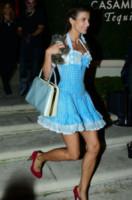 Elisabetta Canalis - Los Angeles - 25-10-2014 - Elisabetta Canalis per Halloween si veste da sexy Dorothy di Oz
