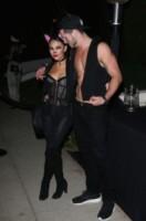 Val Chemkovskiy, Janel Parrish - Los Angeles - 25-10-2014 - Elisabetta Canalis per Halloween si veste da sexy Dorothy di Oz