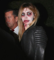 Brittny Gastineau - Los Angeles - 24-10-2014 - Elisabetta Canalis per Halloween si veste da sexy Dorothy di Oz