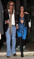 Rande Gerber, Cindy Crawford - Beverly Hills - 24-10-2014 - Elisabetta Canalis per Halloween si veste da sexy Dorothy di Oz