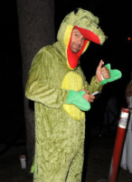 Geoff Stults - Beverly Hills - 24-10-2014 - Elisabetta Canalis per Halloween si veste da sexy Dorothy di Oz