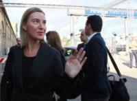 Federica Mogherini - Firenze - 26-10-2014 - Forbes: la donna più potente al mondo è sempre lei