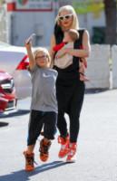 Apollo Rossdale, Zuma Rossdale, Gwen Stefani - Los Angeles - 25-10-2014 - Da Noah Green a Shiloh Nouvel: i bambini no gender dello showbiz