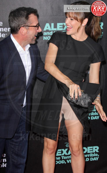 Steve Carell, Jennifer Garner - Hollywood - 07-10-2014 - Kate Walsh e la rivincita delle spanx