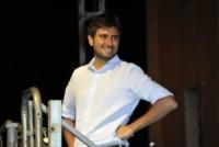 Alessandro Di Battista - Palermo - 26-10-2014 - La prima volta di Di Battista da Barbara D'Urso