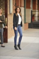 Cindy Crawford - Manhattan - 28-10-2014 - Il jeans, capo passepartout, è il must dell'autunno