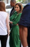 Jennifer Lopez - Los Angeles - 28-10-2014 - Gli addominali di Jennifer Lopez sono scolpiti nella pietra