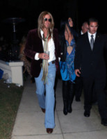 Rande Gerber, Cindy Crawford - Hollywood - 24-10-2014 - Ad Halloween le star si vestono così