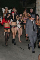 Playboy - Los Angeles - 25-10-2014 - Ad Halloween le star si vestono così