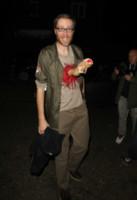 Stephen Merchant - Londra - 31-10-2013 - Ad Halloween le star si vestono così
