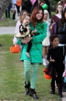 Keeva, Satyana Marie, Alyson Hannigan - Los Angeles - 30-10-2013 - Ad Halloween le star si vestono così