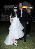 Gavin Rossdale, Gwen Stefani - Los Angeles - 31-10-2013 - Ad Halloween le star si vestono così