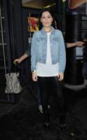 Jessie J - Manchester - 07-10-2014 - Un classico che ritorna: il giubbotto di jeans