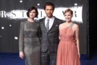 Jessica Chastain, Matthew McConaughey, Anne Hathaway - Londra - 29-10-2014 - Christopher Nolan prepara un film sull'Operazione Dynamo
