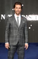 Matthew McConaughey - Londra - 29-10-2014 - Christopher Nolan prepara un film sull'Operazione Dynamo
