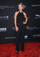 Brooke Anderson - Beverly Hills - 30-10-2014 - Emma Watson ruba la scena a tutti ai BAFTA Awards 2014