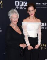 Judy Dench, Emma Watson - Beverly Hills - 30-10-2014 - Emma Watson ruba la scena a tutti ai BAFTA Awards 2014