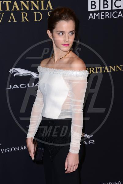 Emma Watson - Beverly Hills - 30-10-2014 - Emma Watson ruba la scena a tutti ai BAFTA Awards 2014