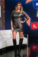 Melissa Satta - Milano - 30-10-2014 -